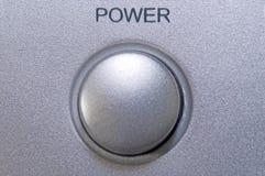 button moc Zdjęcia Royalty Free