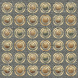 Button mosaic Royalty Free Stock Images