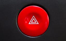 button nödläget Royaltyfria Foton