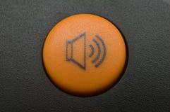 button objętości Obrazy Stock