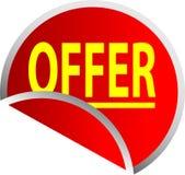 Button Offer Stock Photos