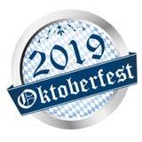 Button Oktoberfest 2019 stock images