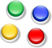 Button. Save shiny concept dollar business purpose retail cash savings icon Stock Photos