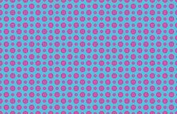 Button seamless pattern Stock Image