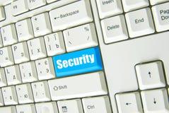 Button security Royalty Free Stock Photos