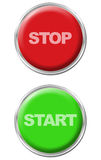 Button Set Stock Photos