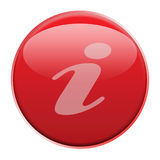button sieci Zdjęcia Stock
