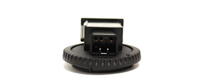 Button switch for fog lights Stock Photo