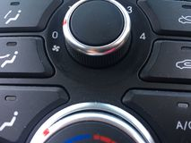 Car buttons royalty free stock images