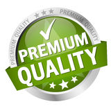 button with text Premium Quality Royalty Free Stock Image