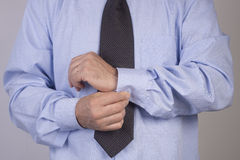 Button up Royalty Free Stock Image
