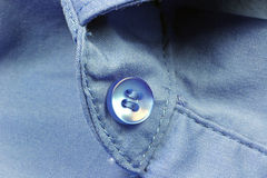 Button up shirt Royalty Free Stock Photography