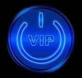 Button VIP Royalty Free Stock Image
