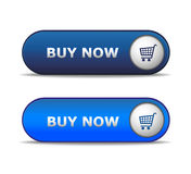 Button web Royalty Free Stock Images