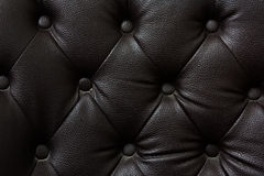 Buttoned on the black Texture. Repeat pattern. Textures Stock Images