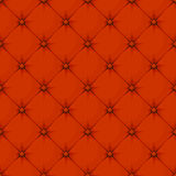 Buttoned rhombus seamless pattern Stock Images