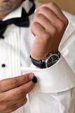 Buttonholes Stock Images