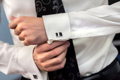 Buttonholes Stock Photo