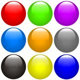 Buttons Royalty Free Stock Photo