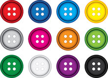 Free Buttons Stock Photo - 14740290