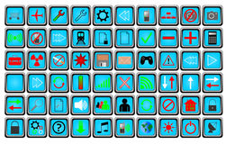 Buttons Stock Images