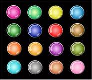 buttons Стоковое Фото