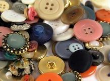 Buttons. Randomizing stock image
