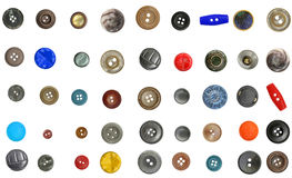 Buttons Royalty Free Stock Images