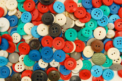 Buttons background Stock Photos