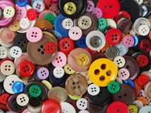 Buttons background Royalty Free Stock Images