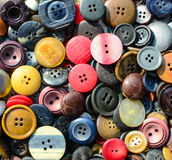 Buttons background Royalty Free Stock Image