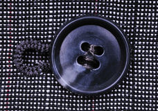 Buttons on the business suit Royalty Free Stock Photos