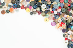 Buttons for clothes Royalty Free Stock Photo