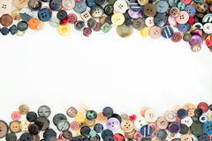 Buttons for clothes Royalty Free Stock Photography