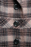 Buttons on coat Stock Photography