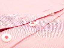 buttons den finaste kvalitetsskjortan Arkivbild