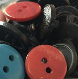 Buttons. Different coloured buttons Royalty Free Stock Photo