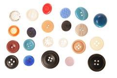 buttons diverse Royaltyfria Bilder