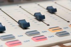 Buttons equipment Stock Photos