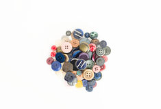 Free Buttons For Clothes Stock Photos - 44799893
