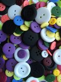 Buttons I Royalty Free Stock Photos