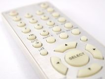 Buttons like. On the remote control Royalty Free Stock Images
