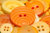 Buttons and More Buttons Stock Images