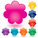 Buttons, part 3 Royalty Free Stock Photography