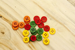 Buttons Royalty Free Stock Photography