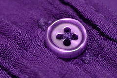 Buttons on Shirt Blouse Jacket Clothing Apparel Stock Photography