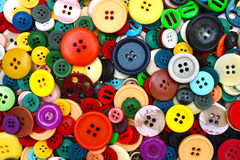 buttons texture detail Royalty Free Stock Photos