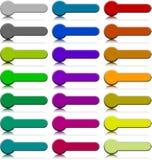 Buttons. [Vector] Stock Photos