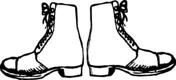 buty. Obrazy Stock
