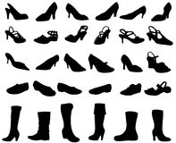 buty. Ilustracji